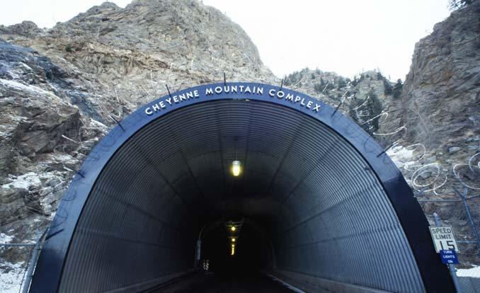 The Cheyenne Mountain Complex