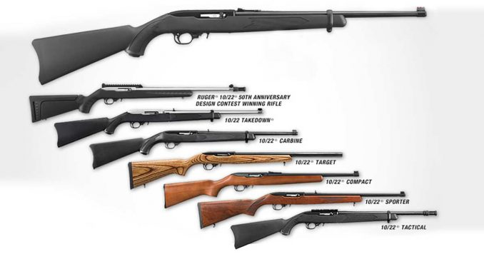 Ruger 10/22 Options