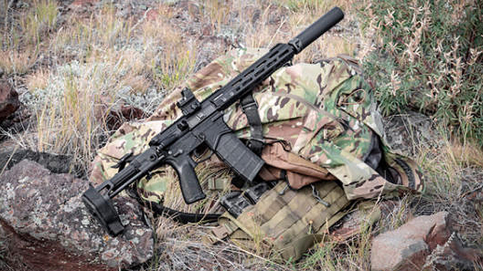 Springfield Armory SAINT Edge AR Pistol