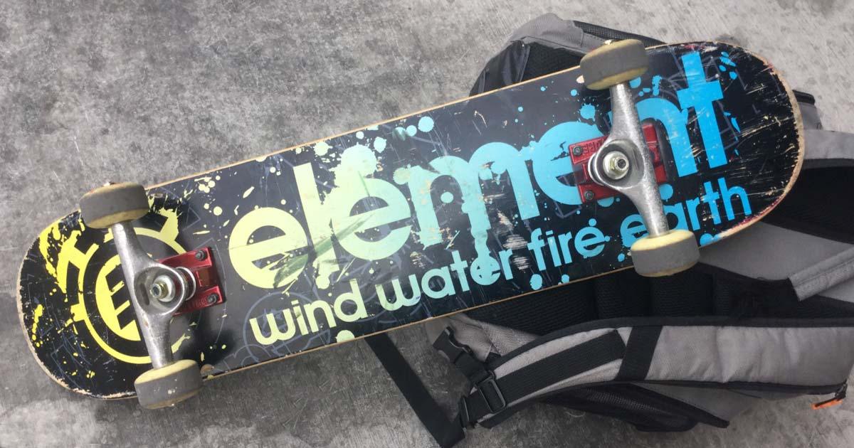 Bugout Skateboard