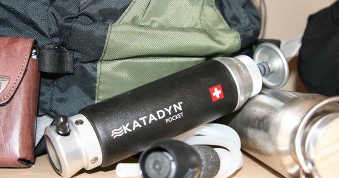 Katadyn Pocket Water Microfilter Review