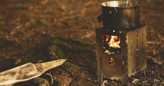 Backpack Camp Stove