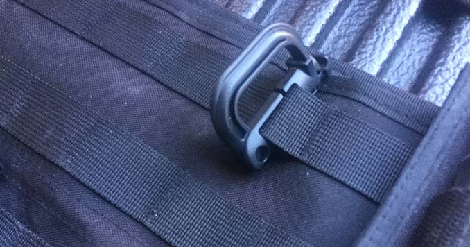 MOLLE carabiners