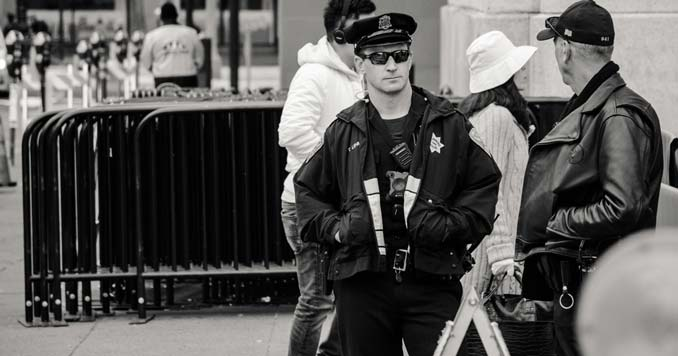 Fake Police Officers