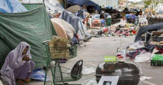 Homeless Disease Outbreaks