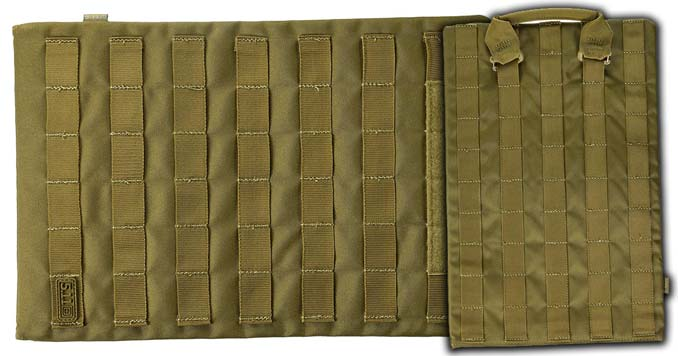 MOLLE Pack inserts
