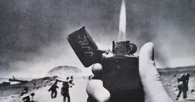 world war 2 Zippo