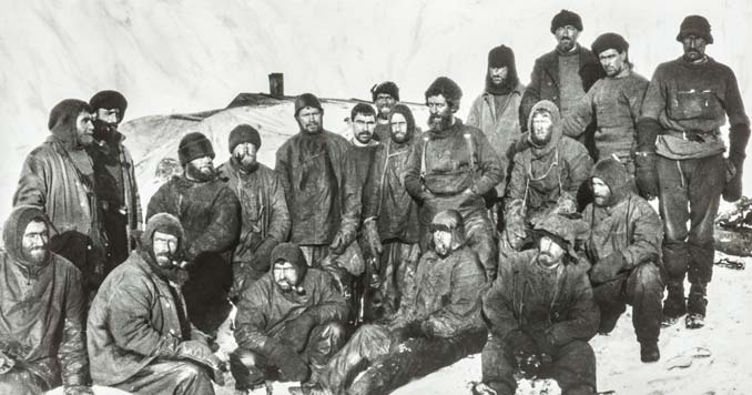 Crew of the Endurance