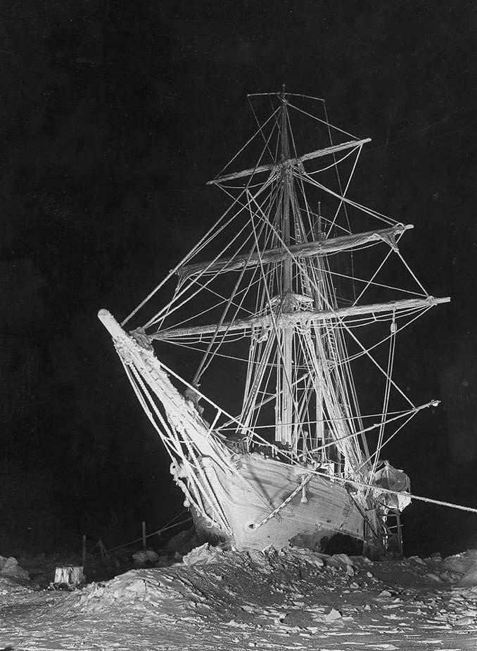 Endurance Shipwreck