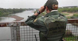 U.S. Border Patrol Agent