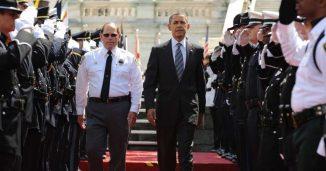 Canterbury and Obama