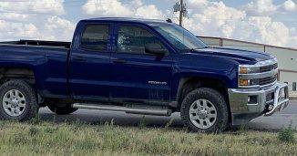 Odessa Shoters Truck
