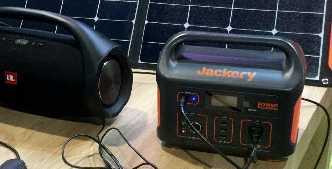 Jackery Power Supply