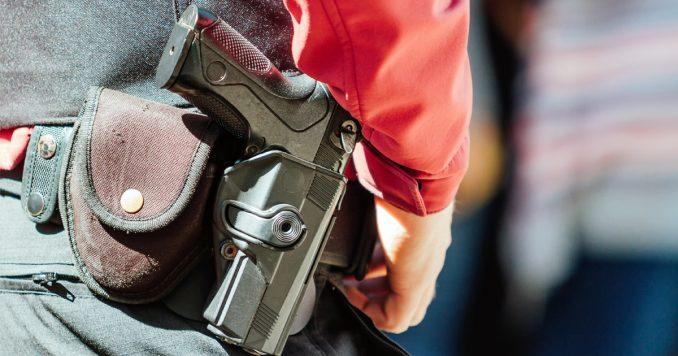 Open Carry Firearm