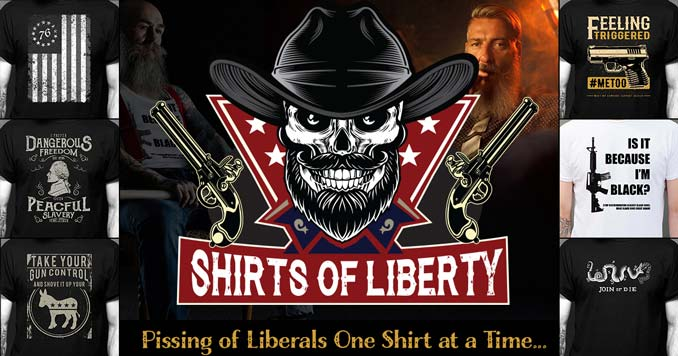 Shirts of Liberty T-Shirt Store