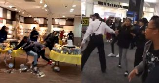 Mall Fights