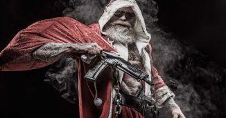 Santa the prepper