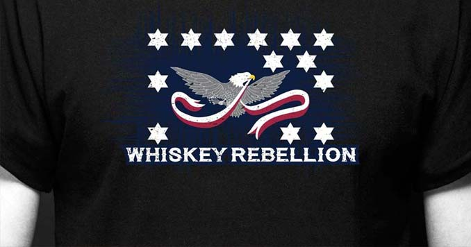 Whiskey Rebellion Shirt
