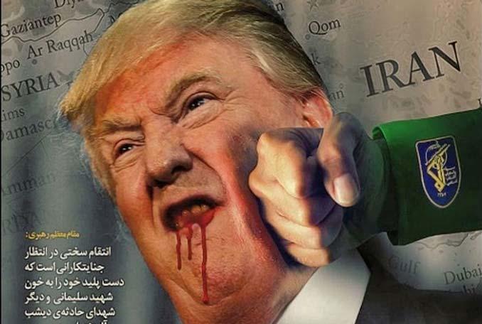 Trump and Iran Image
