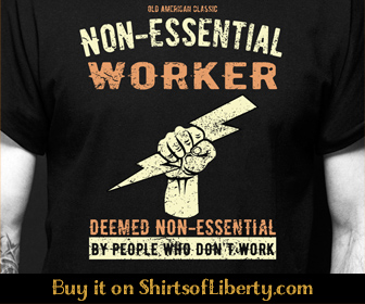 Non-Essential Worker Shirt