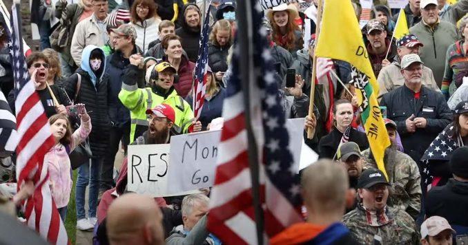 rallye patriote