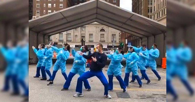 médecins de danse