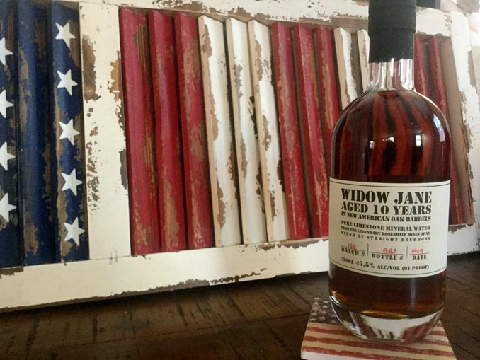 Widow Jane 10 Year Single Barrel Bourbon