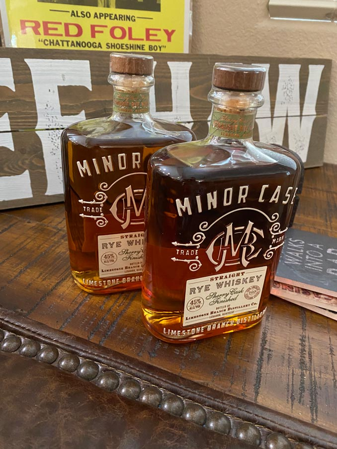 Minor Case Whiskey