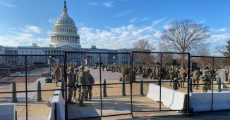 Military in D.C.