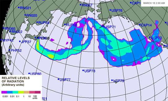 U.N. Radiation Forescast