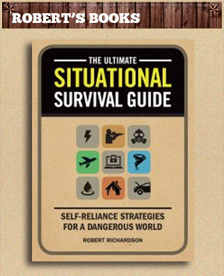 The Ultimate Situational Survival Guide Book Cover