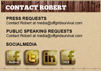 How to Contact Robert Richardson