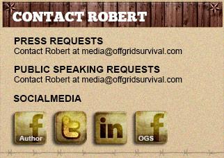How to Contact Robert Richardson